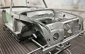 Oldtimer von Mercedes HK Classics Europa Cars