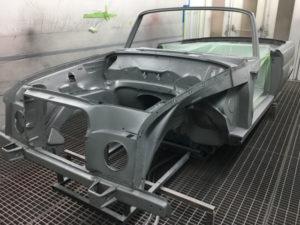 Mercedes Benz 220 SE Cabrio in Dresden kaufen
