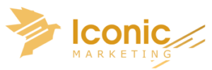 Iconic - Marketing & Design Logo
